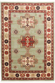 Marivan Kazak Covor 160X230 Modern Roșu-Închis/Lumina Verde ( Turcia)