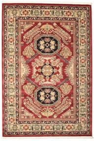 Kazak Mirvan Covor 160X230 Orientale Roșu-Închis/Ruginiu ( Turcia)