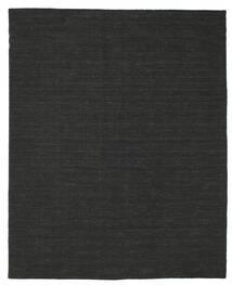 Chilim Loom - Negru Covor 200X250 Modern Lucrate De Mână Negru (Lână, India)