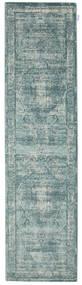 Jacinda - Deschis Covor 80X300 Modern Gri Deschis/Albastru Turcoaz/Gri Închis ( Turcia)