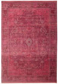 Maharani - Roşu Covor 200X300 Modern Roșu-Închis/Ruginiu ( Turcia)
