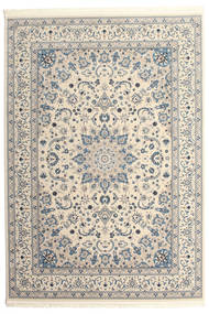Nain Emilia - Cream/Deschis Albastru Covor 250X350 Orientale Gri Deschis/Bej Mare ( Turcia)