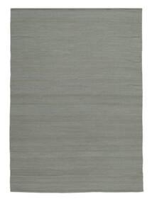 Chilim Loom - Gri Covor 200X300 Modern Lucrate De Mână Gri Deschis (Lână, India)