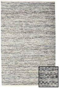 Pebbles - Gri/Albastru Mix Covor 160X230 Modern Lucrate De Mână Gri Deschis/Bej Închis ( India)