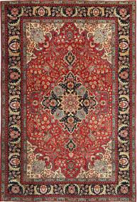 Tabriz Patina Covor 205X305 Orientale Lucrat Manual Roșu-Închis/Maro Închis (Lână, Persia/Iran)