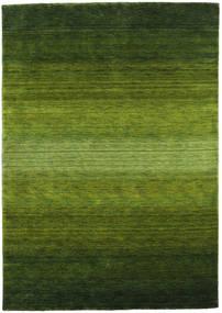 Gabbeh Rainbow - Verde Covor 160X230 Modern Verde Închis/Verde Oliv (Lână, India)