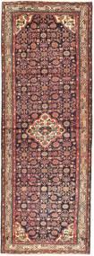 Hamadan Covor 113X318 Orientale Lucrat Manual Roșu-Închis/Maro Închis (Lână, Persia/Iran)