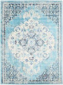 Turid - Albastru Covor 140X200 Modern Albastru Deschis/Albastru Turcoaz ( Turcia)