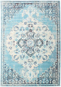 Turid - Albastru Covor 200X300 Modern Albastru Deschis/Bej-Crem ( Turcia)
