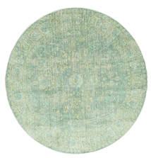 Maharani - Verde Covor Ø 150 Modern Rotund Verde Pastel ( Turcia)