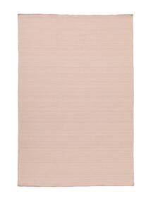 Chilim Loom - Misty Pink Covor 200X300 Modern Lucrate De Mână Roz Deschis/Roşu Închis (Lână, India)