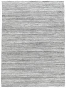 Covor Exterior Petra - Light_Mix Covor 140X200 Modern Lucrate De Mână Gri Deschis/Bej-Crem ( India)