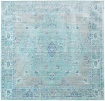 Maharani - Albastru Covor 200X200 Modern Pătrat Albastru Deschis/Albastru Turcoaz ( Turcia)