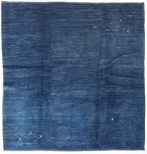 Gabbeh Kashkooli Covor 206X209 Modern Lucrat Manual Pătrat Albastru Închis/Albastru (Lână, Persia/Iran)
