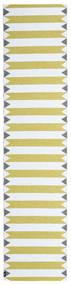 Covor Exterior Circus - Yellow Covor 70X300 Modern Bej/Galben ( Suedia)