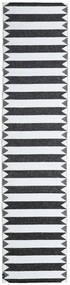 Covor Exterior Circus - Negru Covor 70X300 Modern Bej/Negru ( Suedia)
