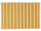 Dorri Stripe - Mustard Yellow